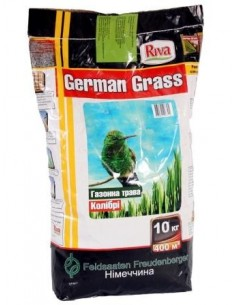 Газонна трава German Grass Колібрі 10 кг