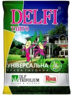 Газонная трава DELFI танго, Универсальная, 1 кг