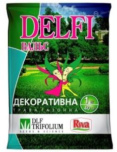Газонна трава DELFI рок-н-рол Спортивна, 1кг