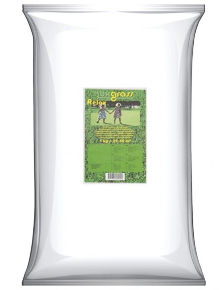Трава газонная Luxgrass спортивная, 20 кг