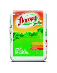 Florovit для газонів осіннє 8 кг