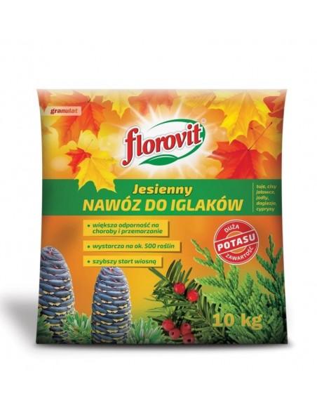 Florovit для хвойных осеннее, 10 кг