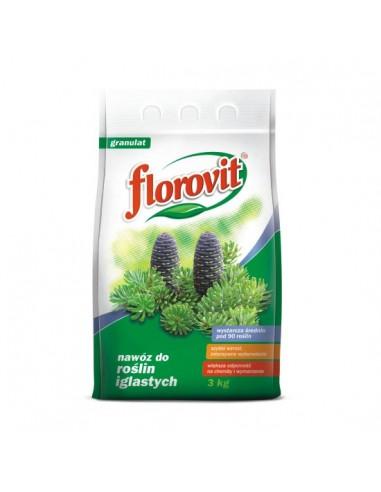 Florovit для хвойных растений, 3 кг