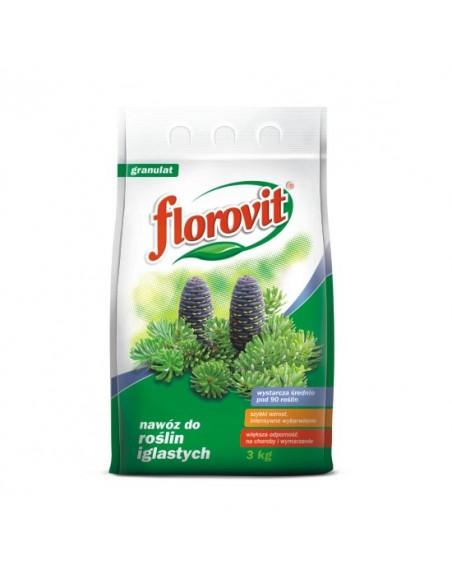 Florovit (Флоровит) для хвойных растений, 3 кг