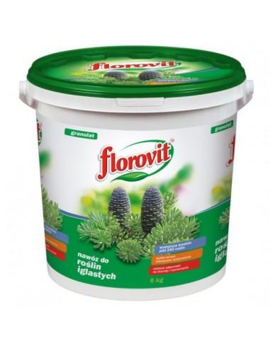 Florovit для хвойных растений, 8 кг