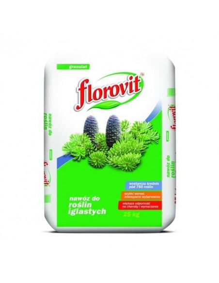 Florovit для хвойных растений, 25 кг
