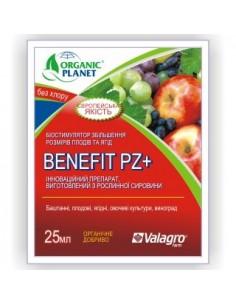 Біостимулятор росту плодів Benefit PZ + (Бенефит ПЗ), 25мл, Valagro (Валагро)