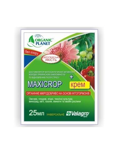 Органічне мікродобриво Максікроп плюс (Maxicrop plus) Валагро, 25 г
