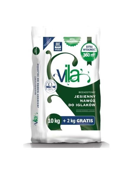 Яра Вила (Yara Vila) для хвойных осеннее 12 кг