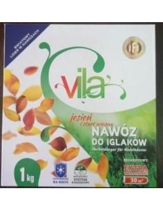 Yara Vila для хвойных осеннее 12 кг