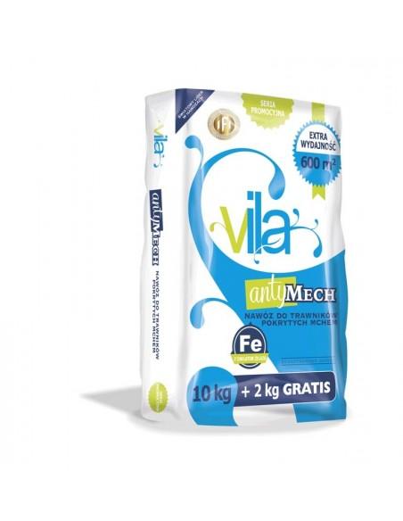 Yara Vila для газонов Антимох, 12 кг