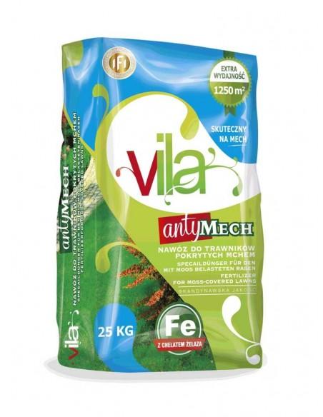 Yara Vila для газонов Антимох, 25 кг