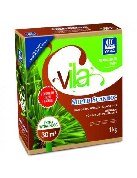 Yara Villa для хвойників, SUPER SCANDIC, 1 кг