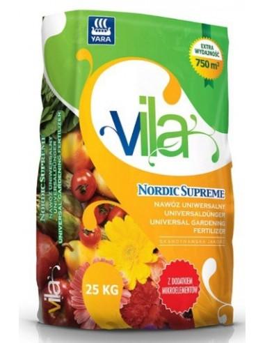 Yara Vila універсальне NORDIC SUPREME, 25 кг