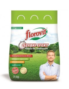 Florovit (Флоровит) для газонов быстрого действия, 5 кг
