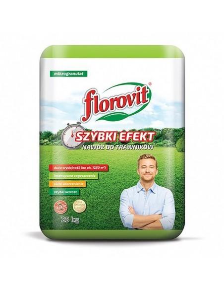 Florovit (Флоровит) для газонов быстрого действия, 25 кг
