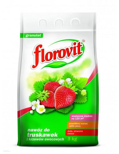 Florovit (Флоровит) для клубники, 3 кг