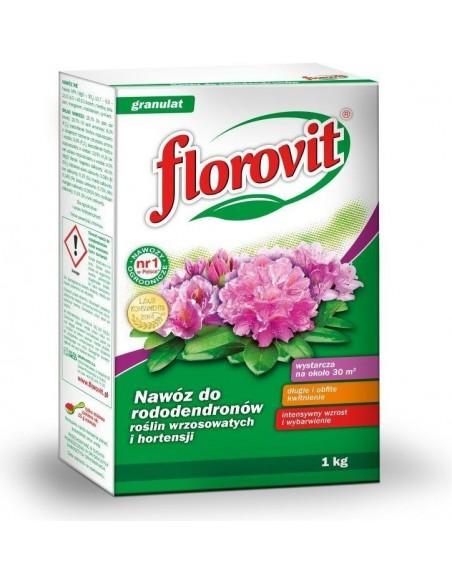 Florovit (Флоровит) для рододендронов, коробка 1 кг
