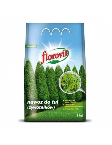 Florovit (Флоровит) для туи и хвои , 1 кг