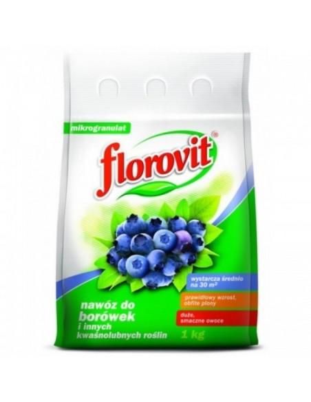 Florovit (Флоровит) для черники (голубики), 1 кг