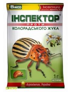 Інсектицид Інспектор Жук, 1 г