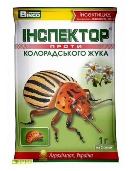Инсектицид Инспектор Жук, 1 г