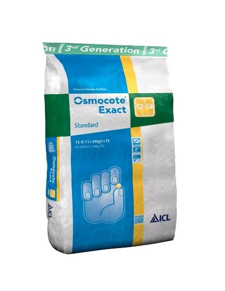 Osmocote (Осмокот) Exact 12-14 standart 15+9+12+2+TE (12-14 месяцев) 25кг
