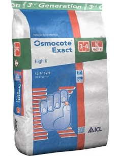 Osmocote (Осмокот) Exact 3-4 standart 15+9+12+2+TE (3-4 місяці) 25кг