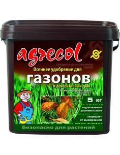 Добриво Agrecol (Агрікол)  осінь для газону 5 кг