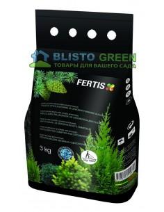 Удобрение Arvi Fertis 12-6- 18 + ME для хвойных и декоративных растений 3 кг