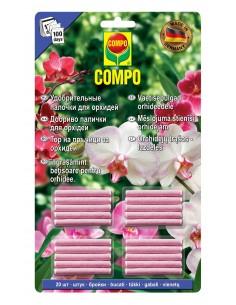 Добриво Compo Палички для Орхідей (20 шт)