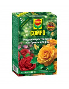 Добриво Compo (Компо) для троянд 1 кг