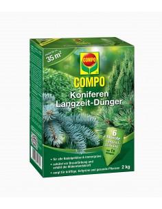 Твердое удобрение Compo для хвойных, 1 кг