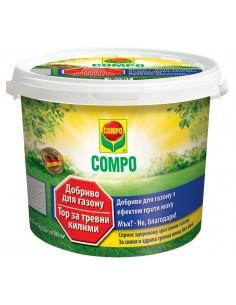 Добриво тривалої дії для газонів проти моху, 4,5 л