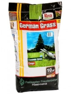 Газонна трава German Grass Спорт, 10 кг