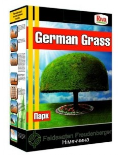 Газонна трава German Grass Парк 1 кг