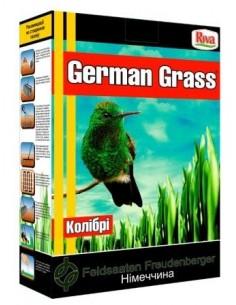 Газонна трава German Grass Колібрі 1 кг