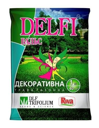 Газонная трава DELFI декоративная Вальс