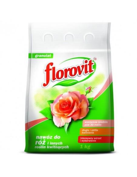 Florovit (Флоровіт) для троянд та інших квітучих рослин, 1 кг