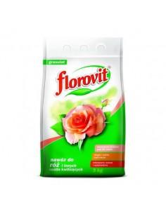 Florovit для троянд та інших квітучих рослин, 3 кг