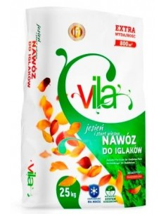 Яра Вила (Yara Vila) для хвойних рослин, осінь 25 кг