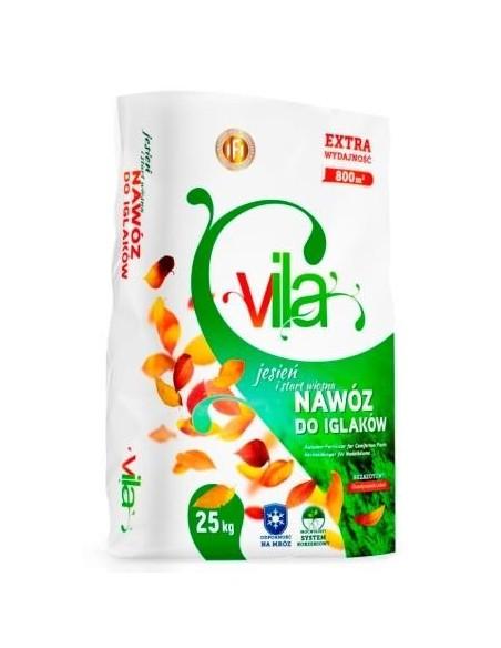 Яра Вила (Yara Vila) для хвойных осеннее 25 кг