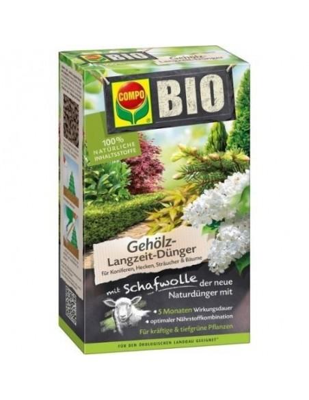 Органическое удобрение для хвойных и кустовых Compo Bio (Компо) , 0,75кг