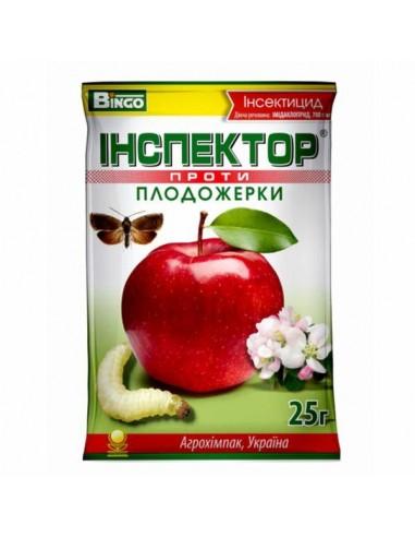 Інсектицид Інспектор Яблуко проти плодожерки, 1 г