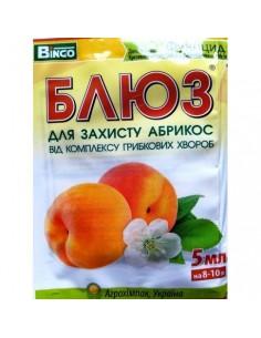 Фунгицид Блюз для абрикос, 5 мл