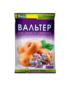 Фунгіцид Вальтер для картоплі, 25 г