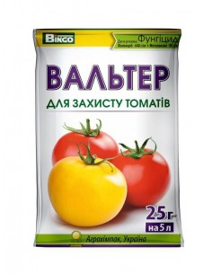 Фунгицид Вальтер для томатов 25 г
