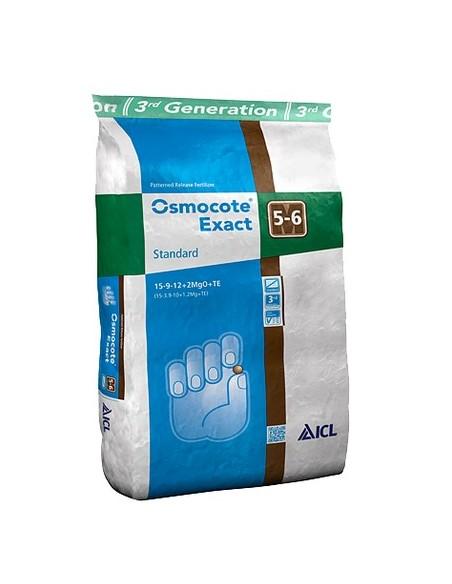 Osmocote (Осмокот) Exact 5-6 standart 15+9+12+2+TE (5-6 місяців) 25кг