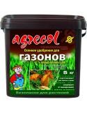Удобрение Agrecol (Агрикол) осеннее для газона 5 кг