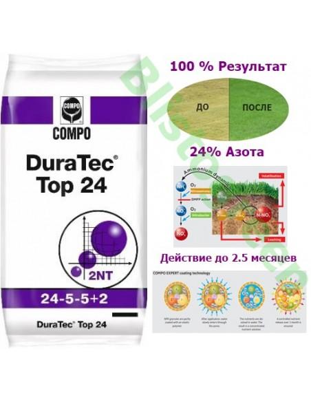 Добриво тривалої дії ДюраТек Топ 24 (DuraTec) compo, 1 кг
